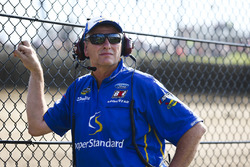Chase Briscoe, Brad Keselowski Racing Ford jefe de equipo Buddy Sisco