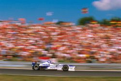 Damon Hill, Arrows A18 Yamaha