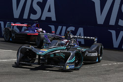Adam Carroll, Jaguar Racing y Alex Lynn, DS Virgin Racing