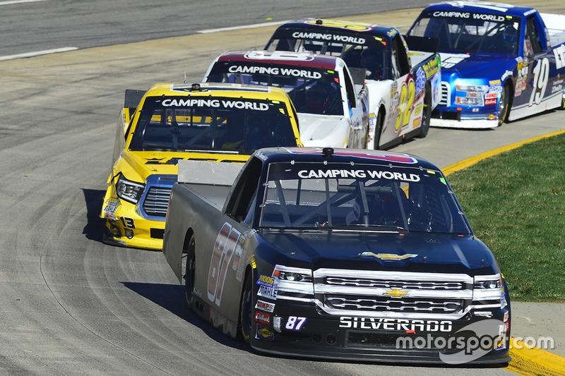 Joe Nemechek, SWM-NEMCO Motorsports, Chevrolet