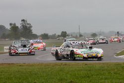 Juan Marcos Angelini, UR Racing Dodge, Emiliano Spataro, Renault Sport Torino, Lionel Ugalde, Ugalde Competicion Ford