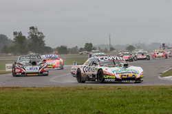 Juan Marcos Angelini, UR Racing Dodge, Emiliano Spataro, Renault Sport Torino, Lionel Ugalde, Ugalde