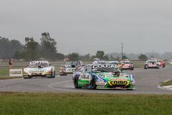 Gaston Mazzacane, Coiro Dole Racing Chevrolet, Juan Marcos Angelini, UR Racing Dodge, Emiliano Spata