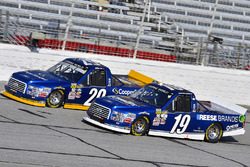 Austin Cindric, Brad Keselowski Racing Ford e Austin Cindric, Brad Keselowski Racing Ford