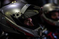 Nissan Motorsports mechanic