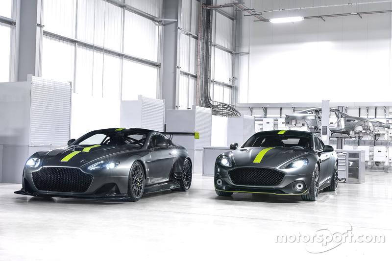 Aston Martin Rapide AMR Pro en Rapide AMR