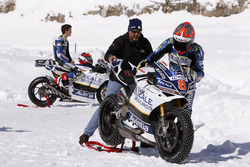 Loris Baz, Avintia Racing MotoGP und Emilio Zamora