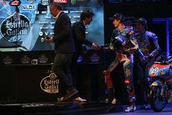 Alex Marquez, Estrella Galicia 0,0 Marc VDS, Franco Morbidelli, Estrella Galicia 0,0 Marc VDS, Micha