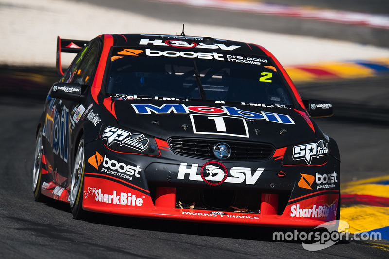 #2: Scott Pye, Holden Racing Team
