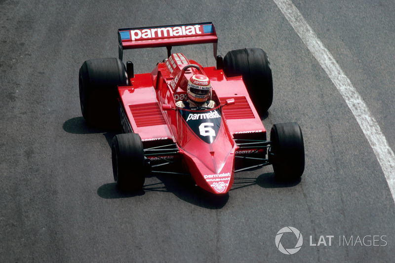 Brabham BT48, à moteur Alfa Romeo (1979)