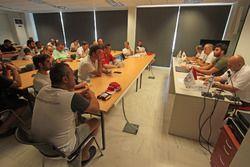 Serres'de TPŞ toplantısı