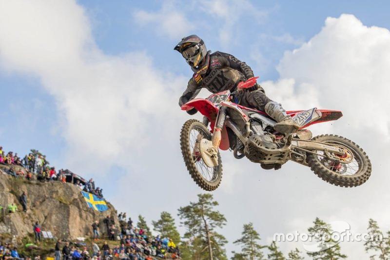 Tim Gajser, Honda HRC