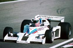 Alan Jones, Shadow DN8