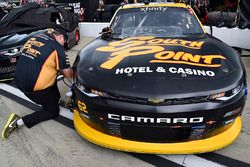 Brendan Gaughan, Richard Childress Racing Chevrolet crew