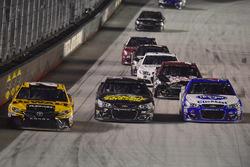 Matt Kenseth, Joe Gibbs Racing Toyota, JJ Yeley, Tommy Baldwin Racing, Chevrolet SS, A.J. Allmendinger, JTG Daugherty Racing Chevrolet