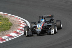 Джейк Хьюз, Hitech Grand Prix, Dallara F317 – Mercedes-Benz