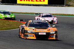 #24 BWT Mücke Motorsport, Audi R8 LMS: Filip Salaquarda, Markus Winkelhock