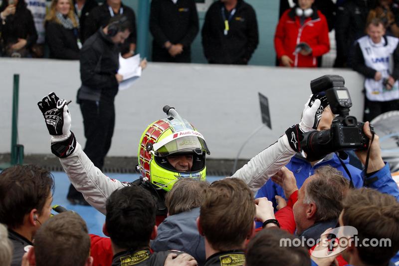 Race Ganador, Jamie Green, Audi Sport Team Rosberg, Audi RS 5 DTM