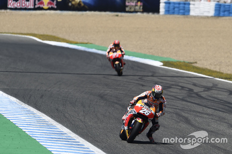 Dani Pedrosa e Marc Marquez, Repsol Honda Team