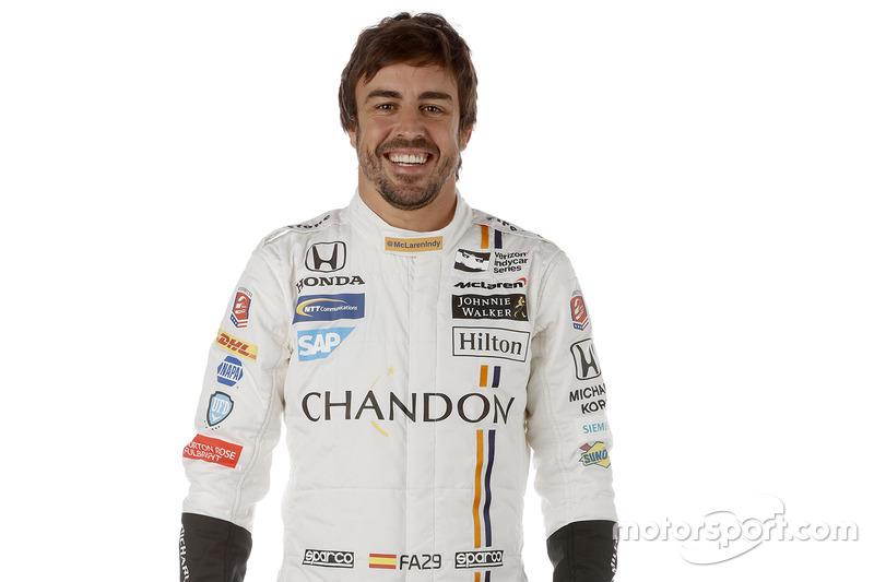 #29 Fernando Alonso, Andretti Autosport / Honda