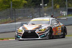 #51 JMS Lmcorsa RC F GT3: Yuichi Nakayama, Sho Tsuboi