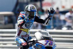 Yarış galibi Alex Marquez, Marc VDS