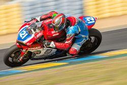 #121 Ducati: Laurent Zanetto