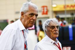 Marco Tronchetti Provera, Pirelli, Bernie Ecclestone, Fórmula 1