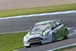 Josh Cook, Team Parker Racing, Ford Focus