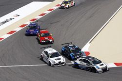 Attila Tassi, M1RA, Honda Civic TCR, Davit Kajaia, GE-Force, Alfa Romeo Giulietta TCR, Stefano Comin