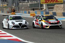 Michela Cerruti, GE-Force, Alfa Romeo Giulietta TCR, Pierre-Yves Corthals, DG Sport Compétition, Opel Astra TCR