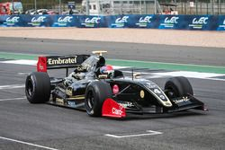 Pietro Fittipaldi, Lotus takes the checkered flag