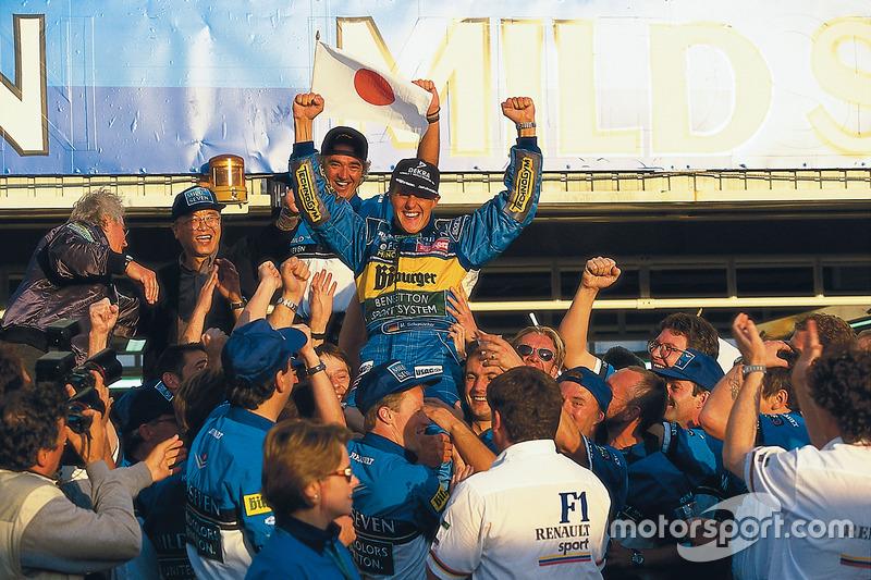 7 - GP do Pacífico (1995)