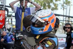 Polesitter Ricky Taylor, Wayne Taylor Racing