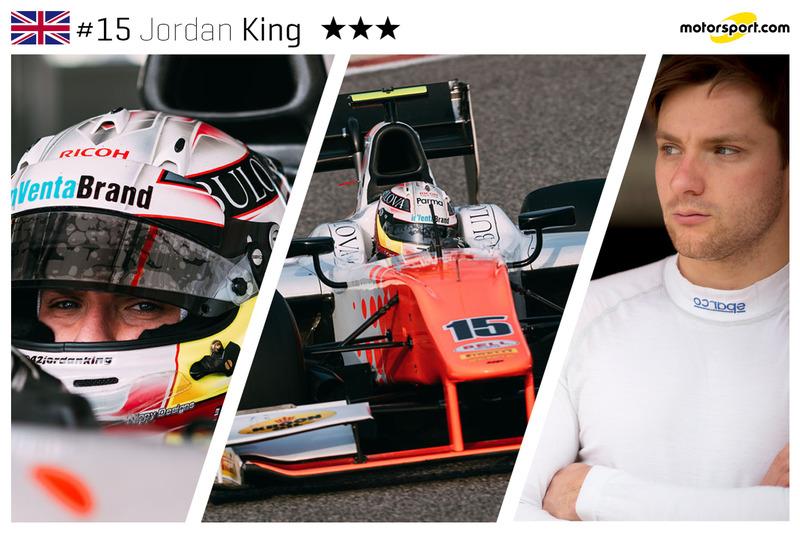 Jordan King