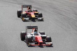 Sergio Sette Camara, MP Motorsport y Louis Deletraz, Racing Engineering