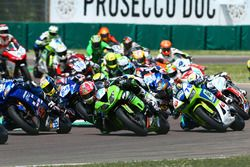 Kyle Ryde, Kawasaki Puccetti Racing, Hikari Okubo, CIA Landlord Insurance Honda