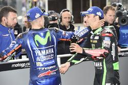 Маверик Виньялес, Yamaha Factory Racing, Жоан Зарко, Monster Yamaha Tech 3