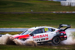 Michael Caruso, Nissan Motorsports runs out