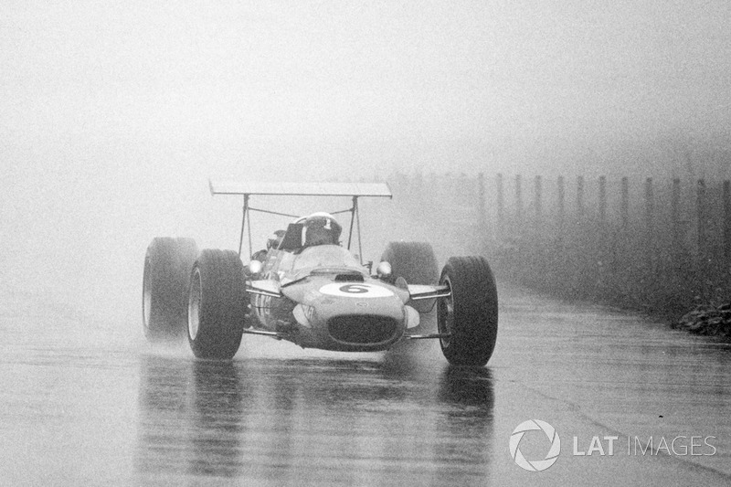 1968 год. Победа Джеки Стюарта (Matra) на Гран При Германии