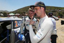 Ott Tänak, M-Sport, Ford Fiesta WRC and Thierry Neuville, Hyundai Motorsport, Hyundai i20 Coupe WRC