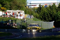 №37 Bentley Team Abt, Bentley Continental GT3: Кристофер Брюк, Нико Вердонк, Кристиан Менцель, Крист