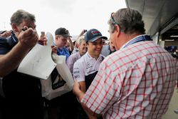 Felipe Massa, Nigel Mansell
