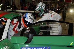 #29 Audi Sport Team Land-Motorsport, Audi R8 LMS: Connor De Phillippi, Markus Winkelhock