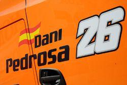 شعار داني بيدروسا، ريبسول هوندا