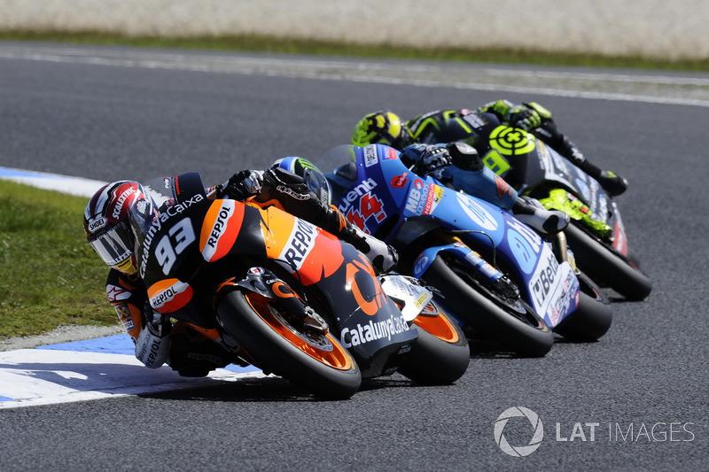 Moto2 - GP de Malasia 2011