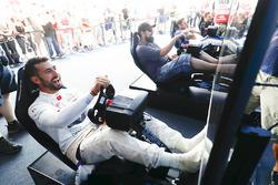 Jose Maria Lopez, DS Virgin Racing, eRace