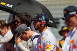 Daniel Ricciardo, Red Bull Racin