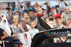 Jari-Matti Latvala, Toyota Gazoo WRC
