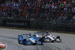 Will Power, Team Penske Chevrolet, Josef Newgarden, Team Penske Chevrolet